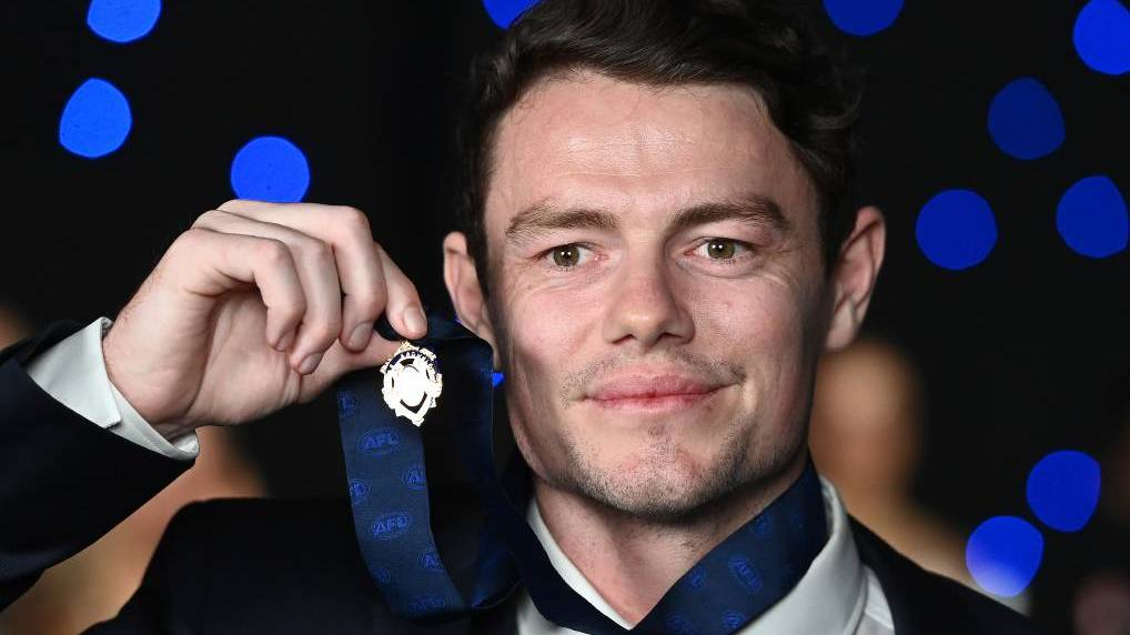 Brisbane Lion Lachie Neale polled 31 votes to claim the 2020 Brownlow. Photo: Quinn Rooney/Getty Images